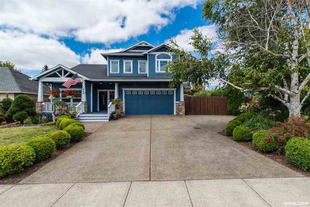 943 Burley Hill Dr NW, Salem, OR 97304 (MLS #749541) :: Sue Long Realty Group