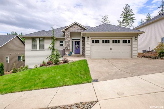 351 Boulder Ridge Dr, Sweet Home, OR 97386 (MLS #749695) :: Gregory Home Team
