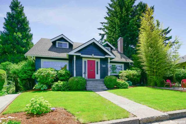 740 Tillman Av SE, Salem, OR 97302 (MLS #750147) :: Hildebrand Real Estate Group