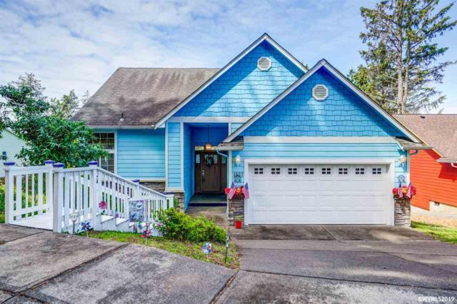 1803 SE Oar Dr, Lincoln City, OR 97367 (MLS #750186) :: Hildebrand Real Estate Group