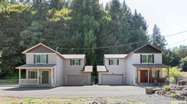 4084 Springhill (& 4082) Dr NW, Albany, OR 97321 (MLS #750298) :: Change Realty