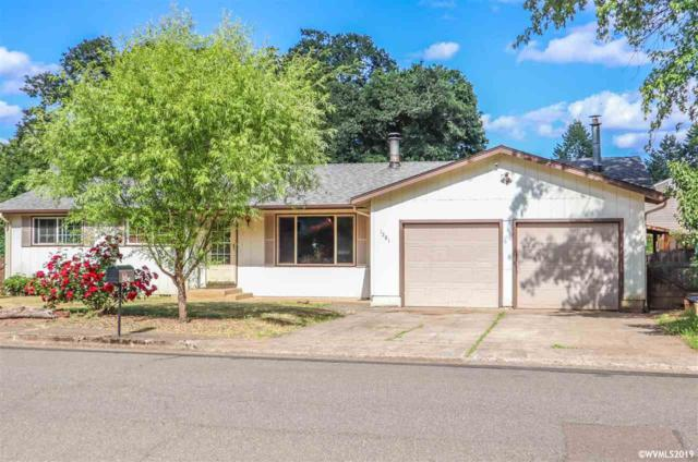 1281 Evergreen Ln, Sweet Home, OR 97386 (MLS #750355) :: Gregory Home Team