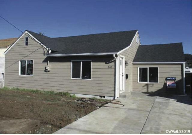 543 NW Yamhill St, Sheridan, OR 97378 (MLS #750488) :: The Beem Team - Keller Williams Realty Mid-Willamette