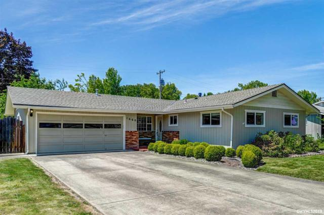 1660 NW Highland Dr, Corvallis, OR 97330 (MLS #750528) :: Gregory Home Team