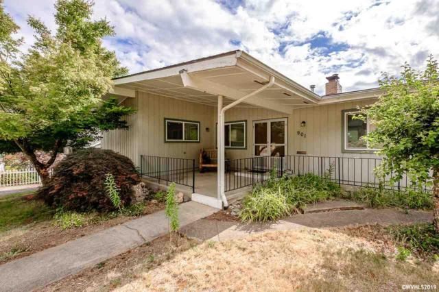 901 1st Av, Sweet Home, OR 97386 (MLS #750734) :: Gregory Home Team