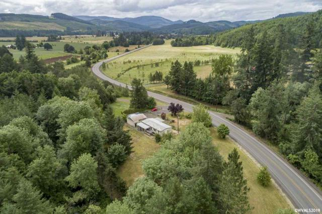 25697 Brush Creek Rd, Sweet Home, OR 97386 (MLS #750776) :: Gregory Home Team