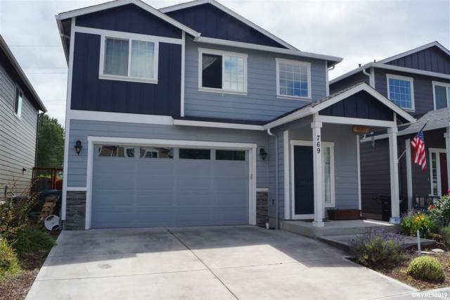 769 Morning Glory Dr, Independence, OR 97351 (MLS #750901) :: Gregory Home Team