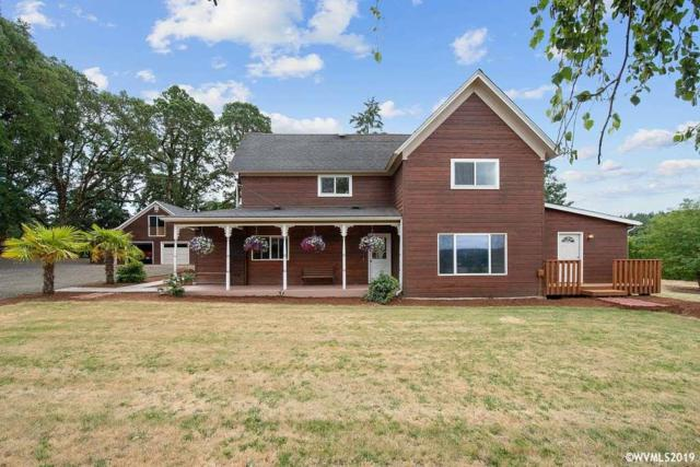 4390 Cooper Hollow Rd, Dallas, OR 97338 (MLS #751020) :: Gregory Home Team