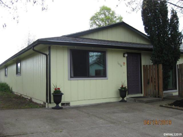 1018 SW 10th (-1020) SW, Albany, OR 97321 (MLS #751023) :: Gregory Home Team