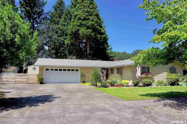 1095 N Douglas Av, Stayton, OR 97383 (MLS #751029) :: Gregory Home Team
