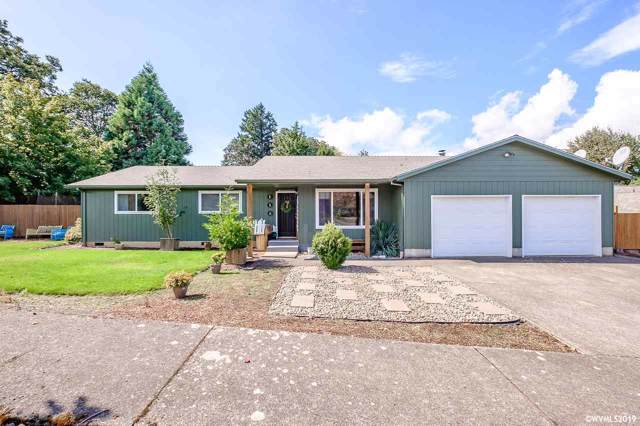 115 NW Downy Dr, Sublimity, OR 97385 (MLS #751422) :: Gregory Home Team