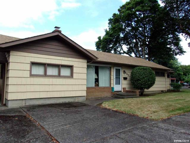 185 College St S, Monmouth, OR 97361 (MLS #752088) :: Gregory Home Team