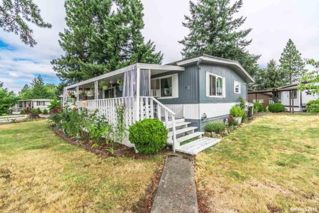 2796 S Main (#4) #4, Lebanon, OR 97355 (MLS #752120) :: Gregory Home Team
