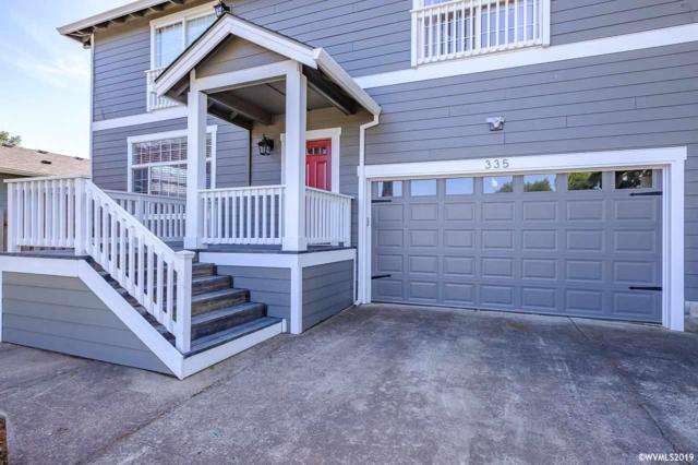 335 Lincoln St, Mt Angel, OR 97362 (MLS #752181) :: Gregory Home Team