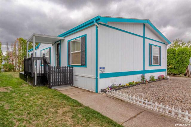 235 Bellevue (#93) #93, Aumsville, OR 97325 (MLS #752205) :: Sue Long Realty Group