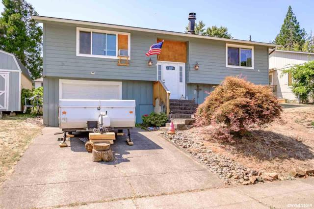 1270 Evergreen Ln, Sweet Home, OR 97355 (MLS #752725) :: Gregory Home Team