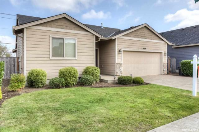 809 Pintail St NE, Silverton, OR 97381 (MLS #753124) :: Gregory Home Team