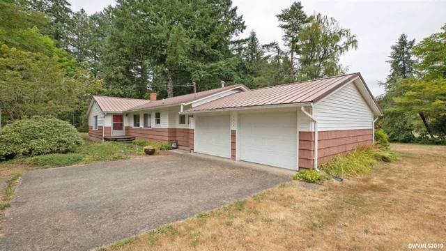 1410 Clark Mill Rd, Sweet Home, OR 97386 (MLS #753307) :: Gregory Home Team