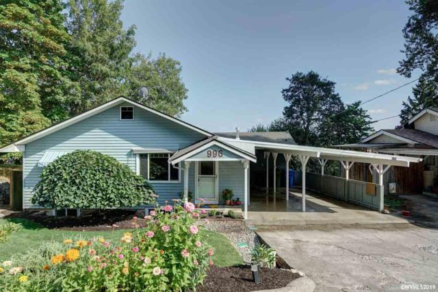 996 Terrace Dr NW, Salem, OR 97304 (MLS #753314) :: Gregory Home Team