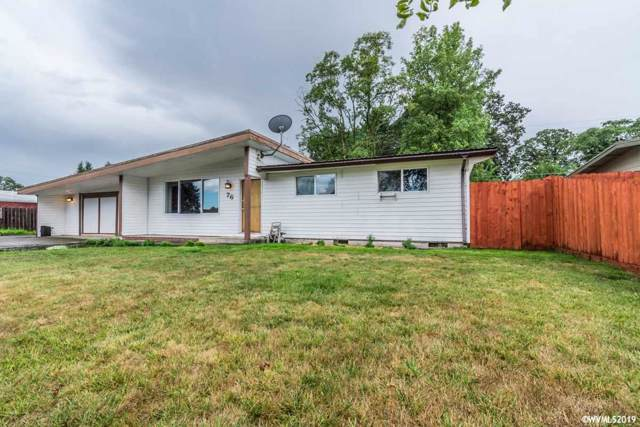 76 W Cedar Dr, Lebanon, OR 97355 (MLS #753725) :: Gregory Home Team