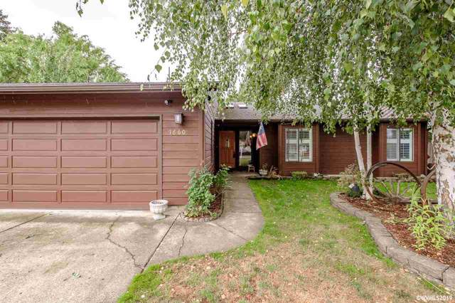 1660 S 2nd St, Lebanon, OR 97355 (MLS #754216) :: Gregory Home Team
