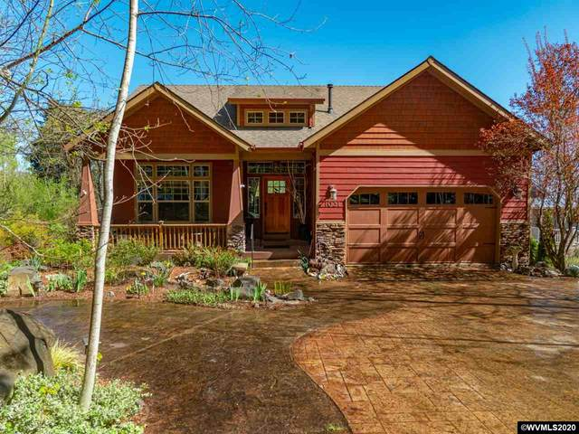 1031 Vista Ln, Sweet Home, OR 97386 (MLS #754282) :: Gregory Home Team
