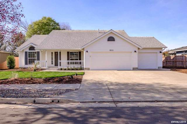 1900 Ravenwood Dr NW, Albany, OR 97321 (MLS #754568) :: Gregory Home Team