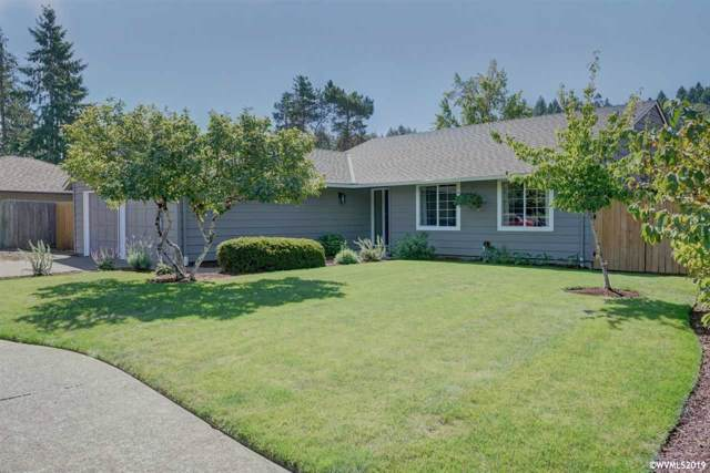 3766 NW Camas Pl, Corvallis, OR 97330 (MLS #754907) :: Gregory Home Team
