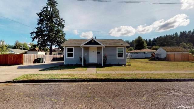 445 Juniper St, Sweet Home, OR 97386 (MLS #754981) :: Gregory Home Team