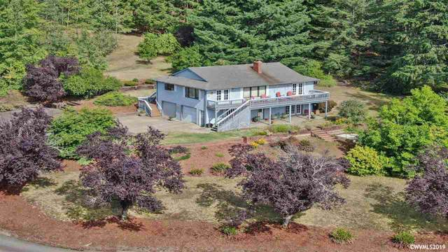 44805 Bull Dr, Lyons, OR 97358 (MLS #754985) :: Gregory Home Team