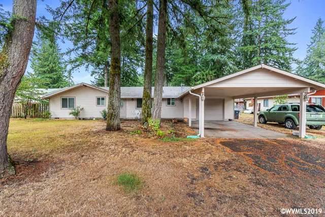 520 N 13th St, Lyons, OR 97358 (MLS #754989) :: Hildebrand Real Estate Group