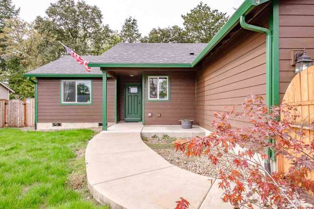 1933 37th Cl, Sweet Home, OR 97386 (MLS #755025) :: Gregory Home Team