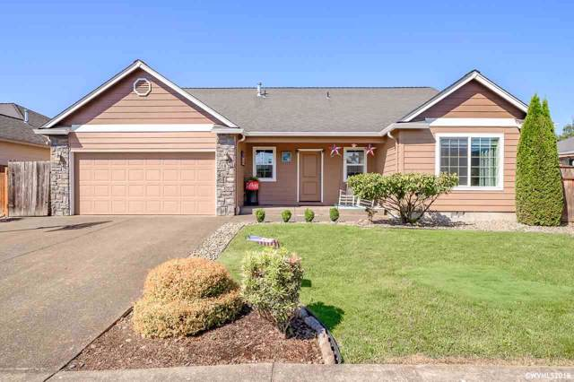 182 N 9th St, Jefferson, OR 97352 (MLS #755117) :: Change Realty