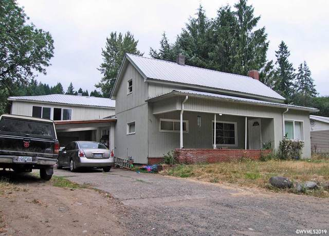 751 NW River Rd, Mill City, OR 97360 (MLS #755204) :: The Beem Team - Keller Williams Realty Mid-Willamette