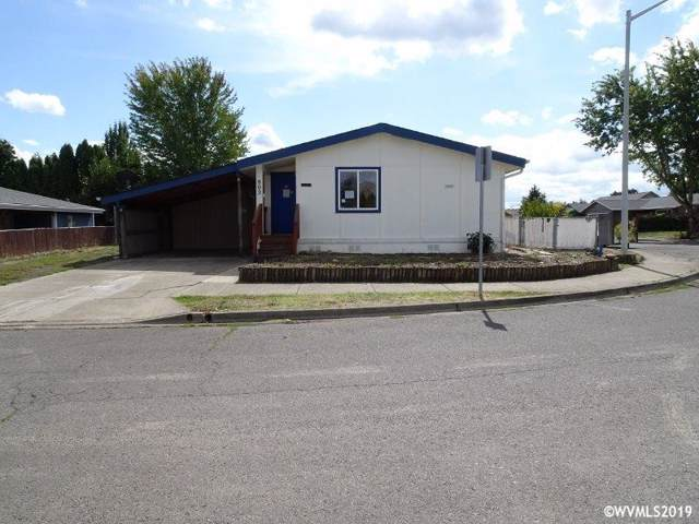 802 NE Hide Away Dr, Mcminnville, OR 97128 (MLS #755220) :: Gregory Home Team