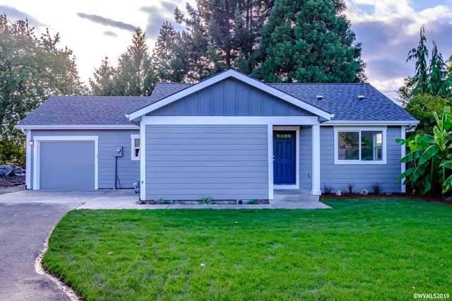 2233 Evergreen Av NE, Salem, OR 97301 (MLS #755226) :: Hildebrand Real Estate Group