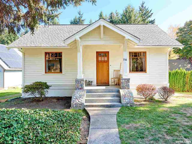 334 Norway St, Silverton, OR 97381 (MLS #755254) :: Gregory Home Team