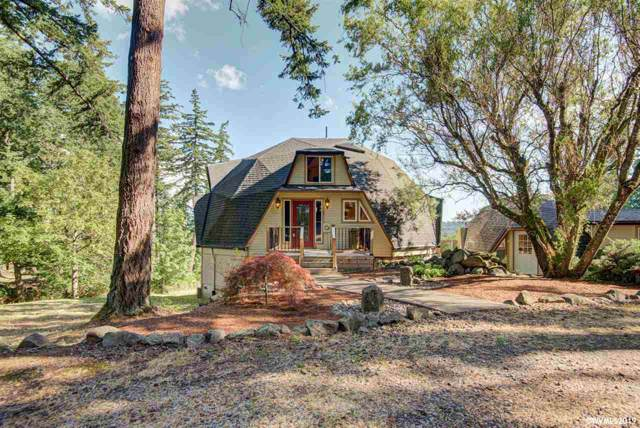 16844 S Beckman Rd, Oregon City, OR 97045 (MLS #755258) :: Gregory Home Team