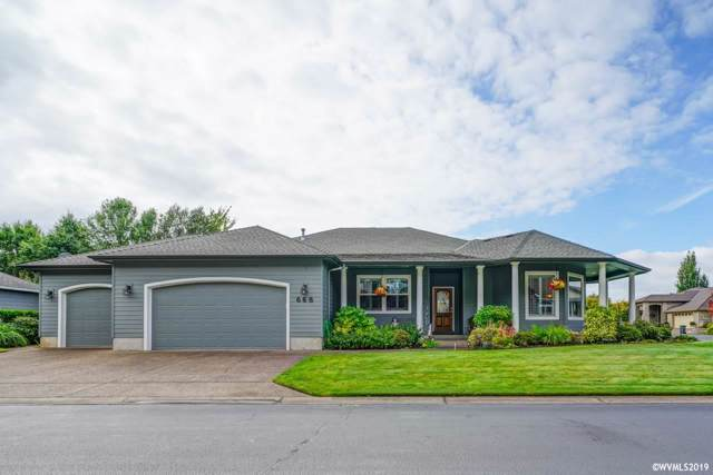668 Crystal Springs Ln N, Keizer, OR 97303 (MLS #755288) :: The Beem Team - Keller Williams Realty Mid-Willamette