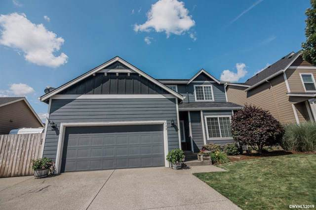 729 Burghardt Dr, Molalla, OR 97038 (MLS #755311) :: The Beem Team - Keller Williams Realty Mid-Willamette