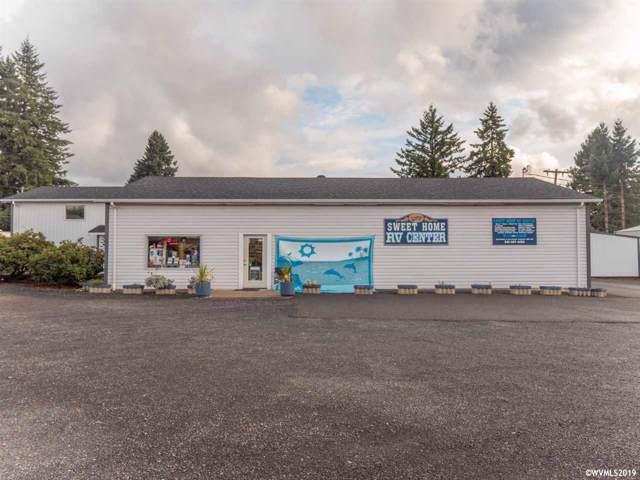 4691 Highway 20, Sweet Home, OR 97386 (MLS #755328) :: The Beem Team - Keller Williams Realty Mid-Willamette