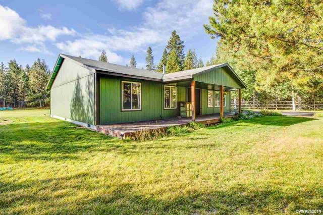 15753 NW Sunrise Bl, La Pine, OR 97739 (MLS #755412) :: Sue Long Realty Group