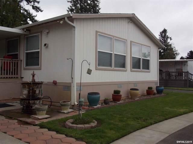 5614 NE Tumbleweed #5614, Brooks, OR 97305 (MLS #755425) :: Sue Long Realty Group
