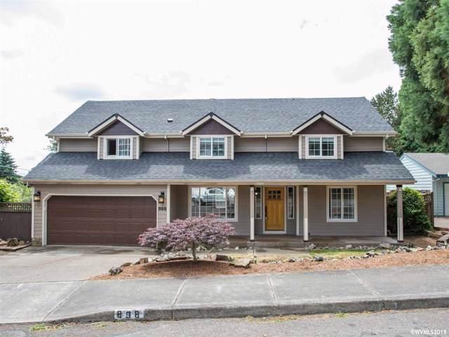898 Alvina St SE, Salem, OR 97306 (MLS #755440) :: Sue Long Realty Group