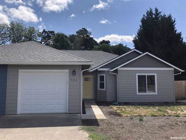755 Catron St, Monmouth, OR 97361 (MLS #755623) :: Sue Long Realty Group