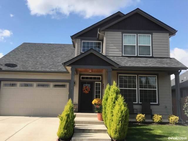 1156 S 8th St, Independence, OR 97351 (MLS #755634) :: Sue Long Realty Group