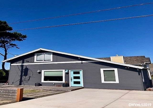 1609 NW 32nd St, Lincoln City, OR 97367 (MLS #755647) :: Hildebrand Real Estate Group