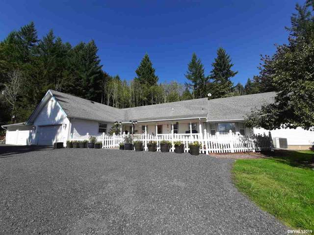 42459 N River Dr, Sweet Home, OR 97386 (MLS #755650) :: Gregory Home Team