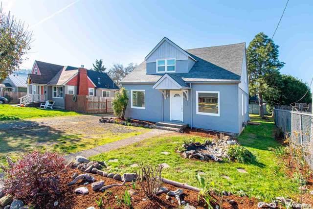1166 18th Av, Sweet Home, OR 97386 (MLS #755888) :: Sue Long Realty Group