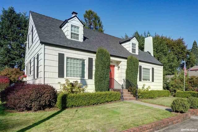 915 N 4th Av, Stayton, OR 97383 (MLS #755939) :: Hildebrand Real Estate Group